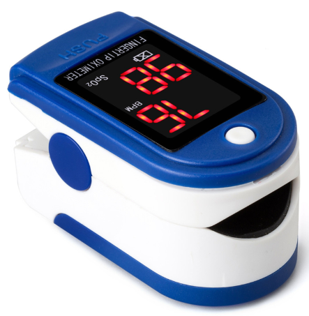 finger oxygen monitor